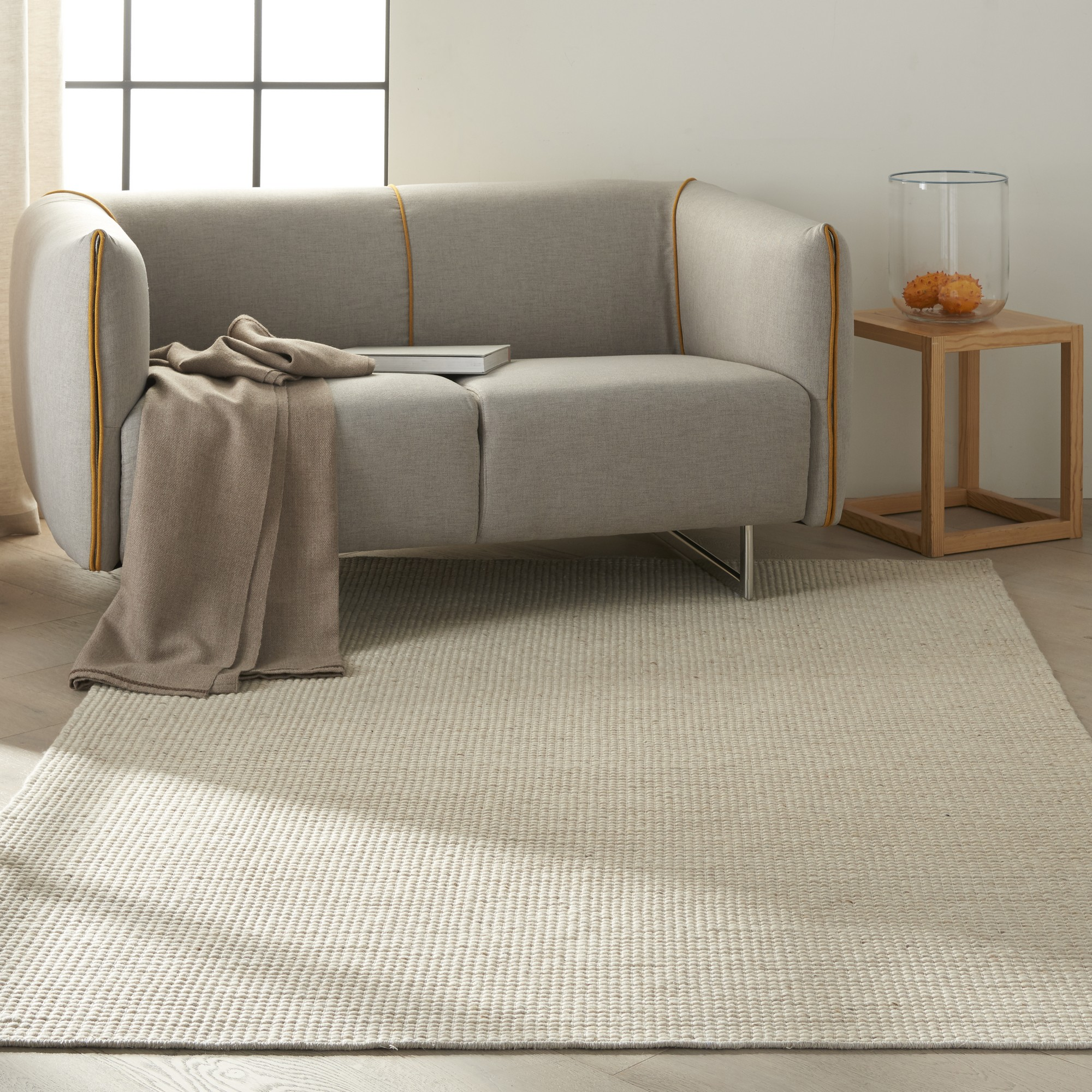 Calvin Klein Lowland Rugs LOW01 in Marble
