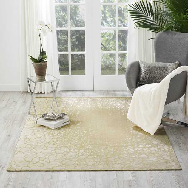 Nourison Luminance rugs LUM12 in Cream
