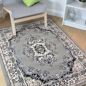 Lancaster Traditional Rugs In Red Free Uk Delivery The