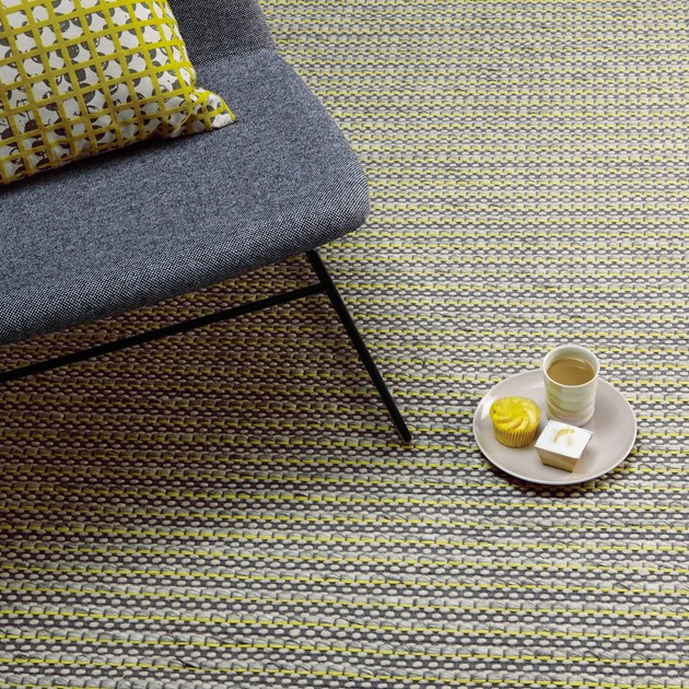 Linden Rugs In Lemon Free Uk Delivery The Rug Seller