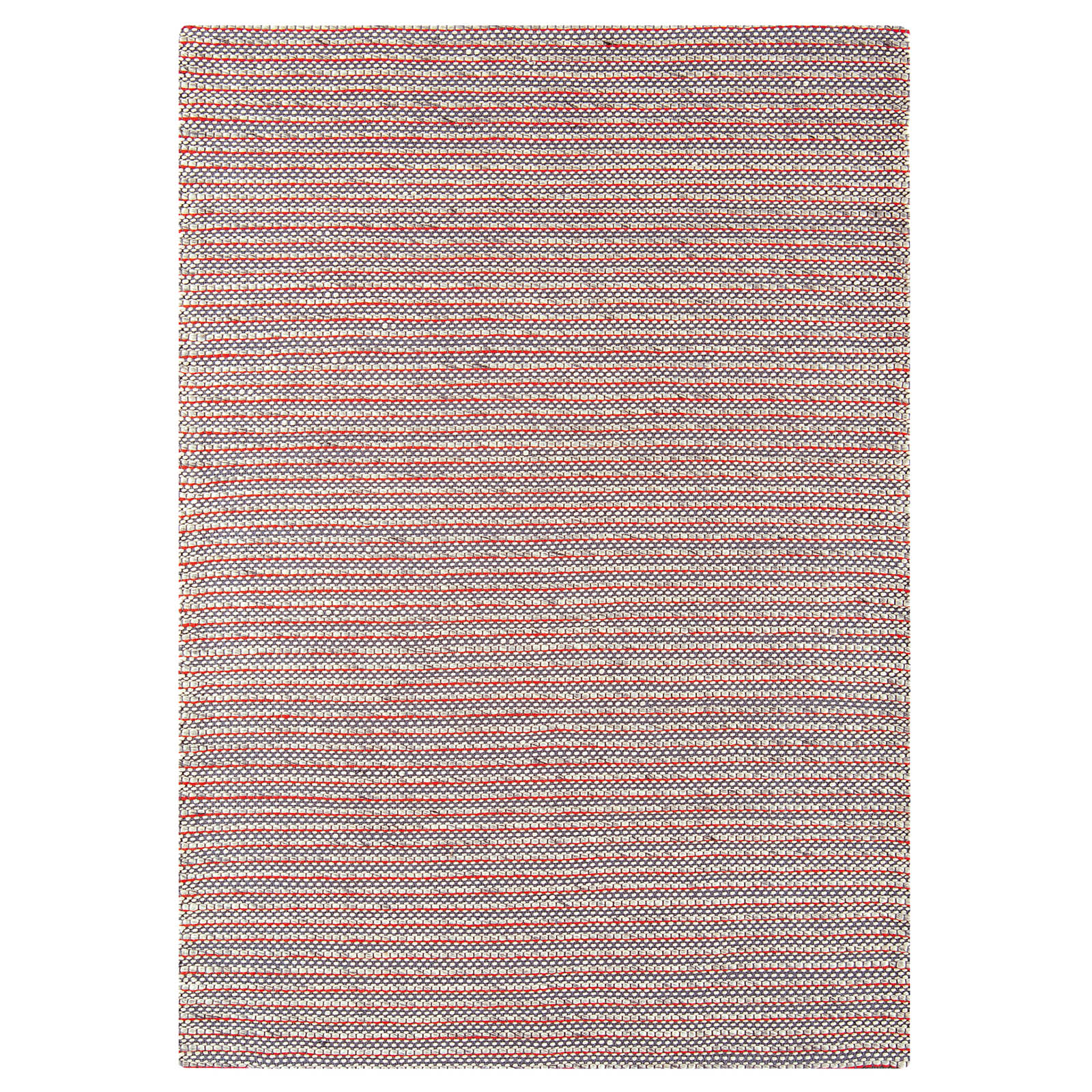 Linden Rugs in Red