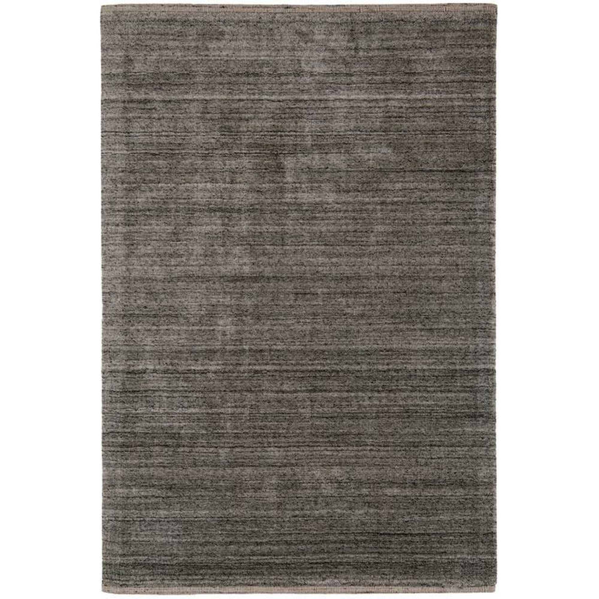 Linley Rugs in Charcoal