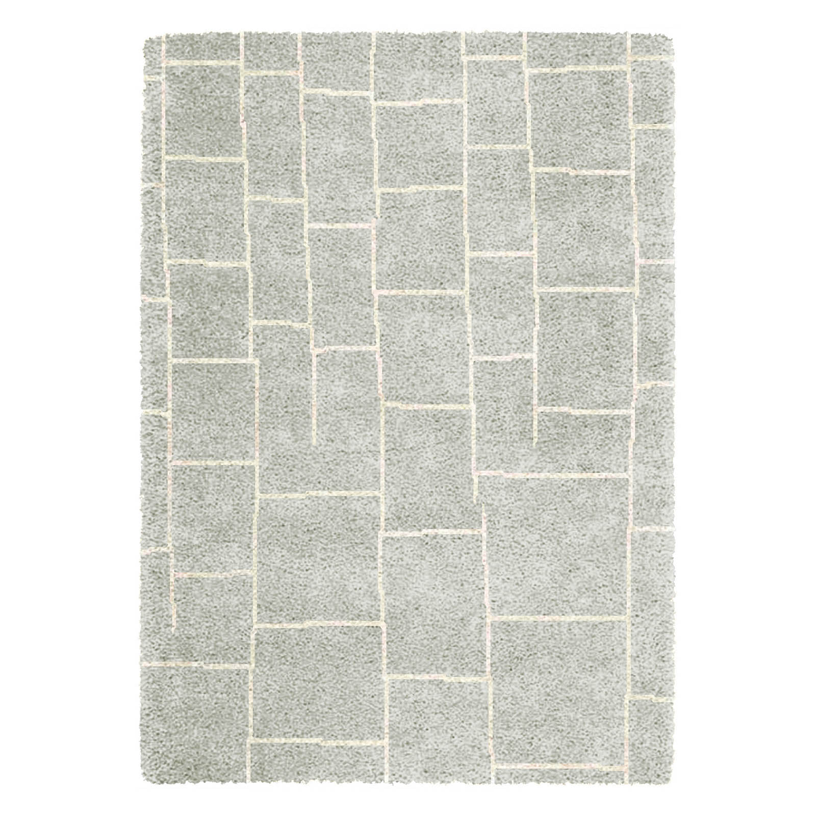 Logan Rugs LG05 in Grey and Ivory