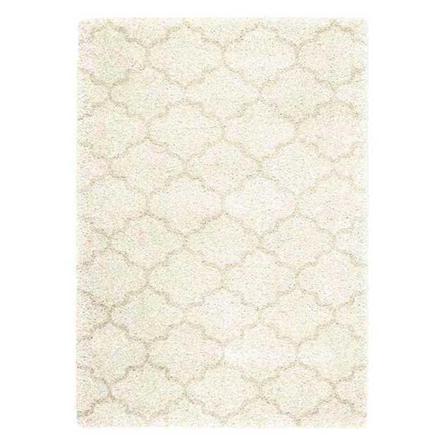 Logan Rugs LG09 in Cream and Beige
