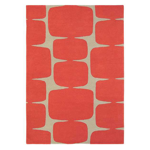 Scion Lohko Rugs 25800 Poppy
