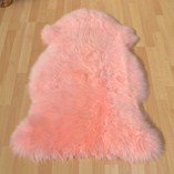 Bowron Sheepskin - Candy Floss