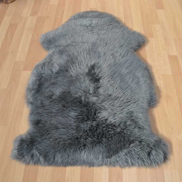 Bowron Sheepskin Rugs in Dover