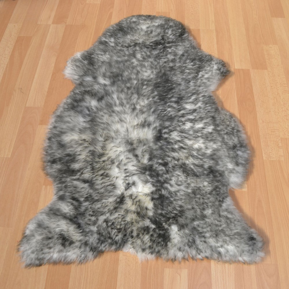 bowron sheepskin rugs in twilight buy online from the rug. Black Bedroom Furniture Sets. Home Design Ideas