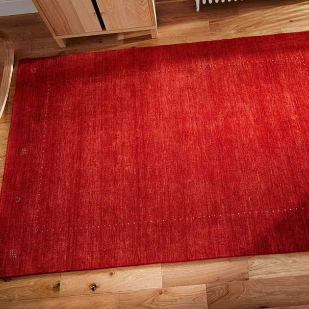Loriana Rugs in Red
