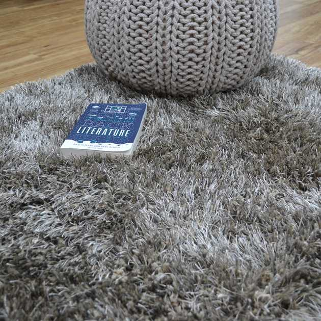 Love Shaggy Rugs in Brown