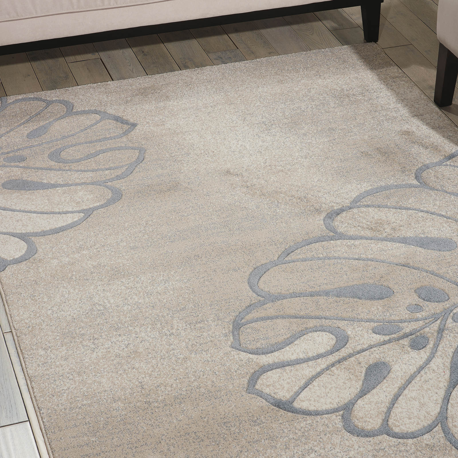 Maxell Rugs MAE04 by Nourison in Beige