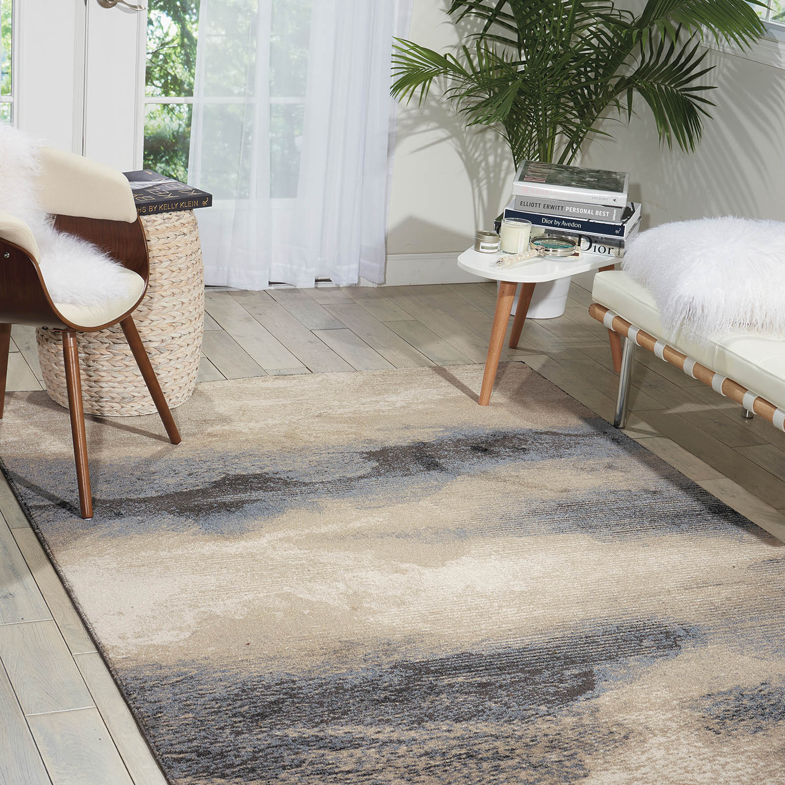 Maxell Rugs MAE06 by Nourison in Flint