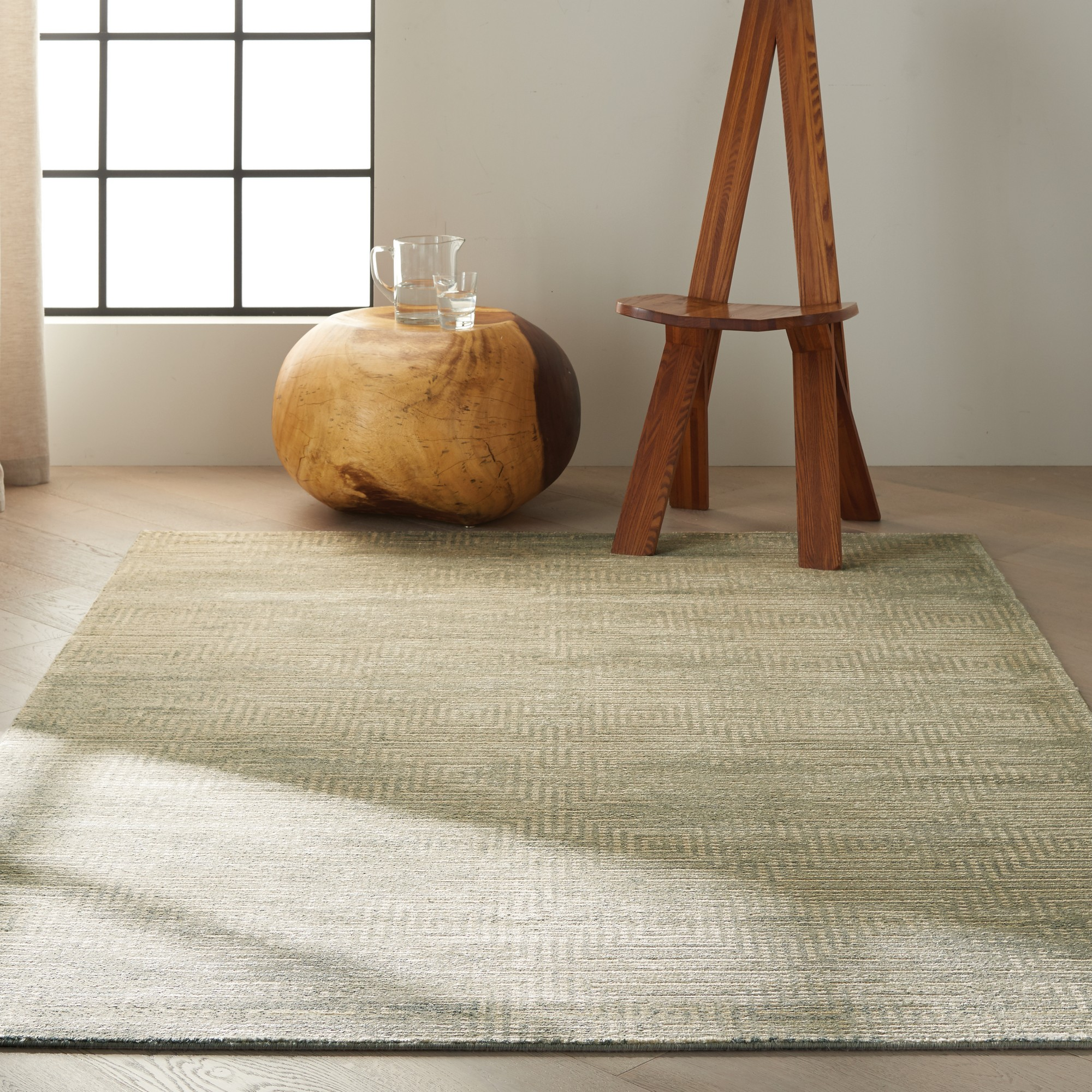 Calvin Klein Maya Rugs CK32 MAY01 in Mineral