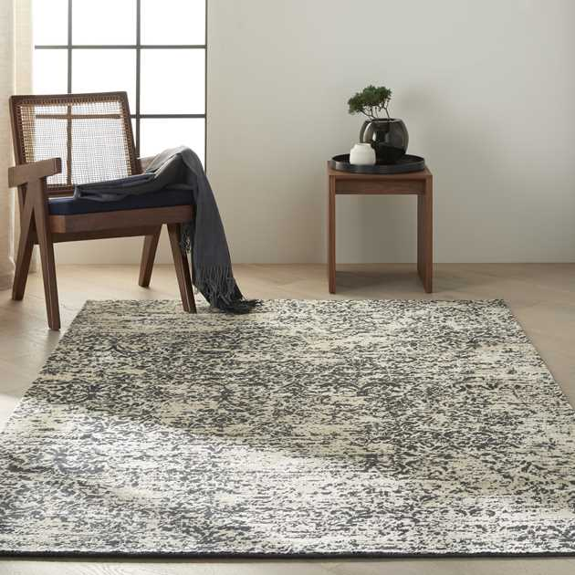 Calvin Klein Maya Rugs MAY08 in Hematite