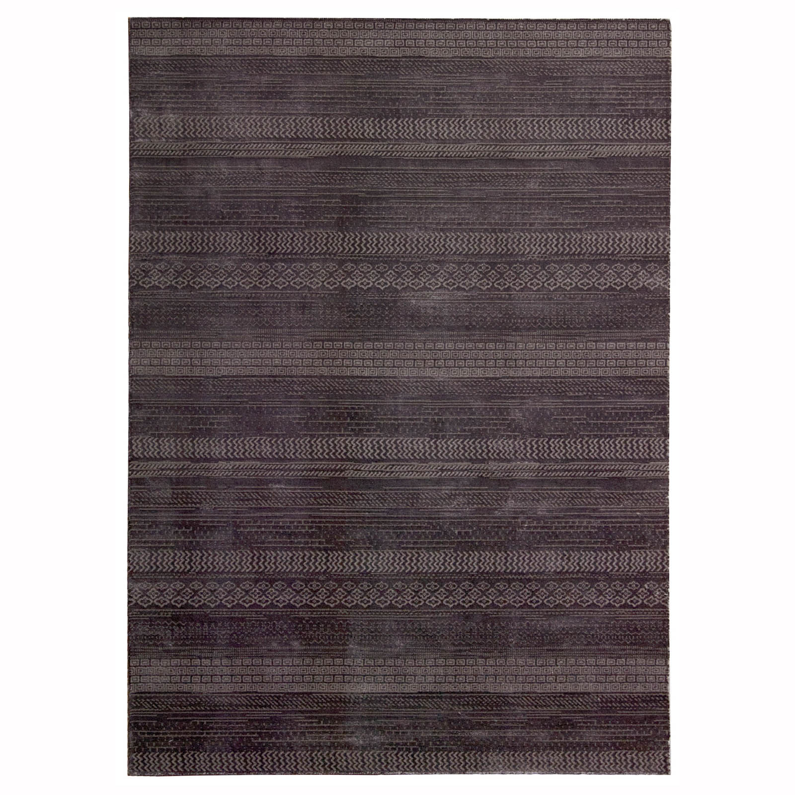 Calvin Klein Maya Rugs MAY52 in Wineberry