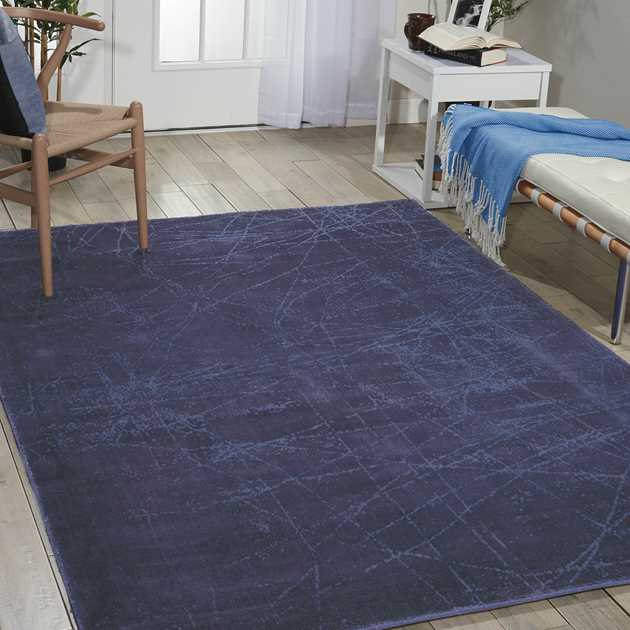 Calvin Klein Maya Rugs MAY52 in Orchid