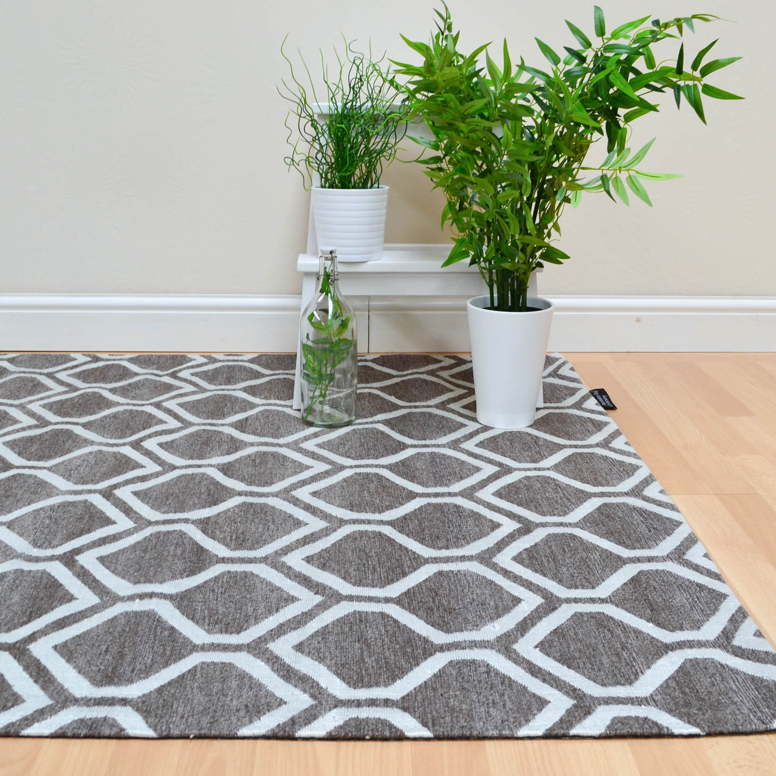 Medina Rugs MED04 Brown