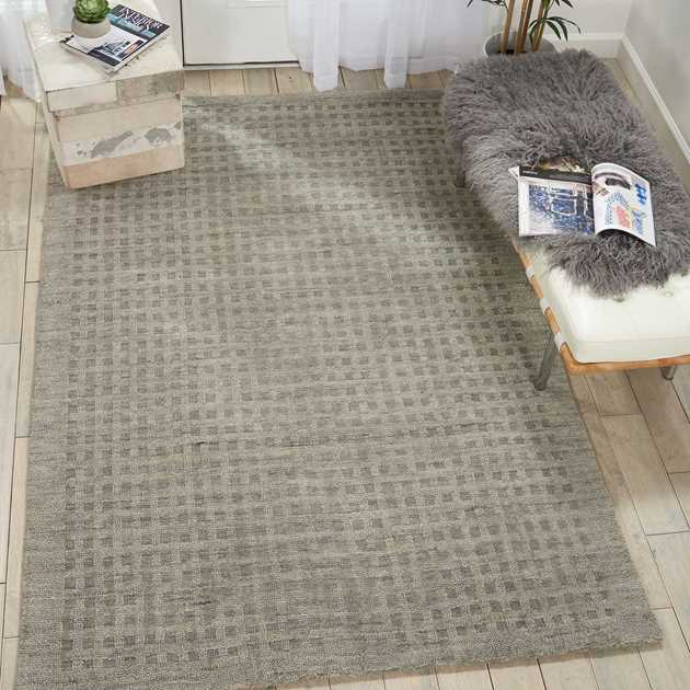 Marana Rugs by Nourison MNN01 in Charcoal