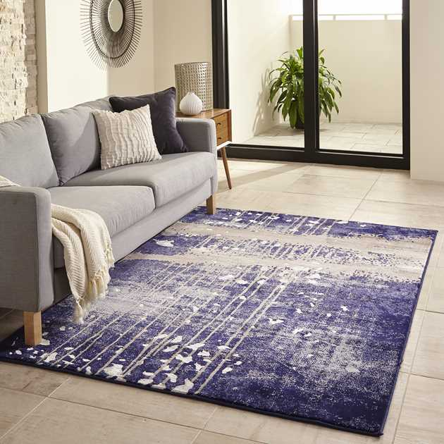 Monterey Rugs MO02 by Momeni in Blue