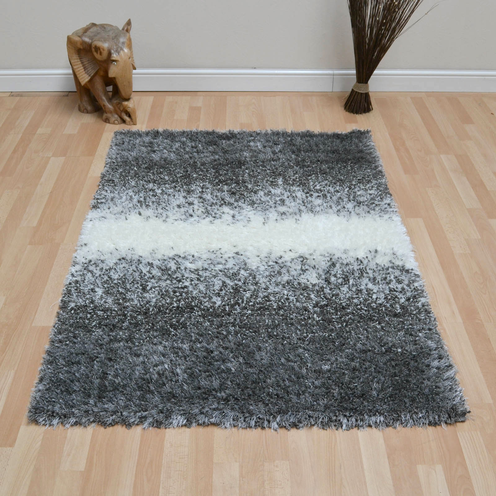 Magnificent Rugs in Carbon