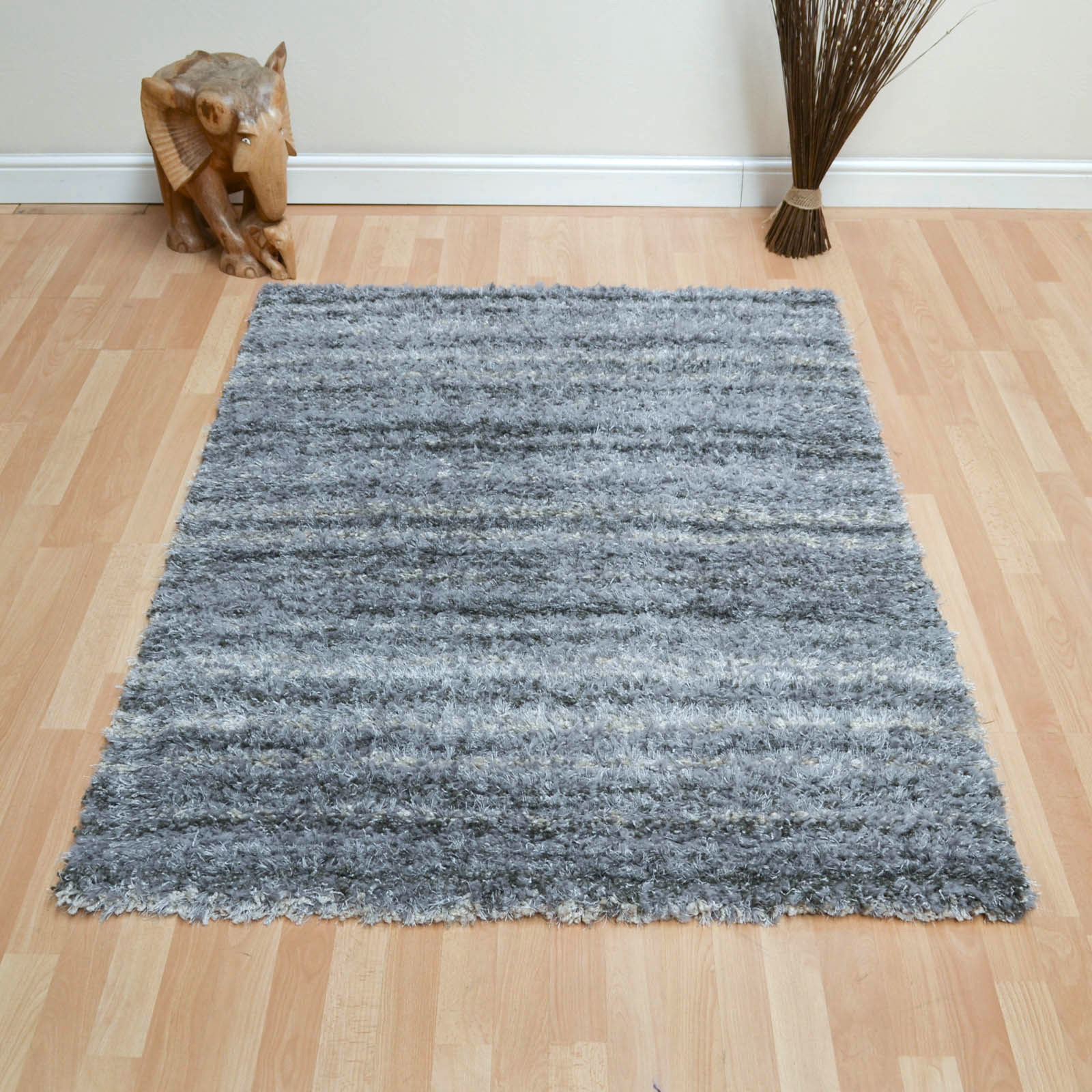 Magnificent Rugs in Silver