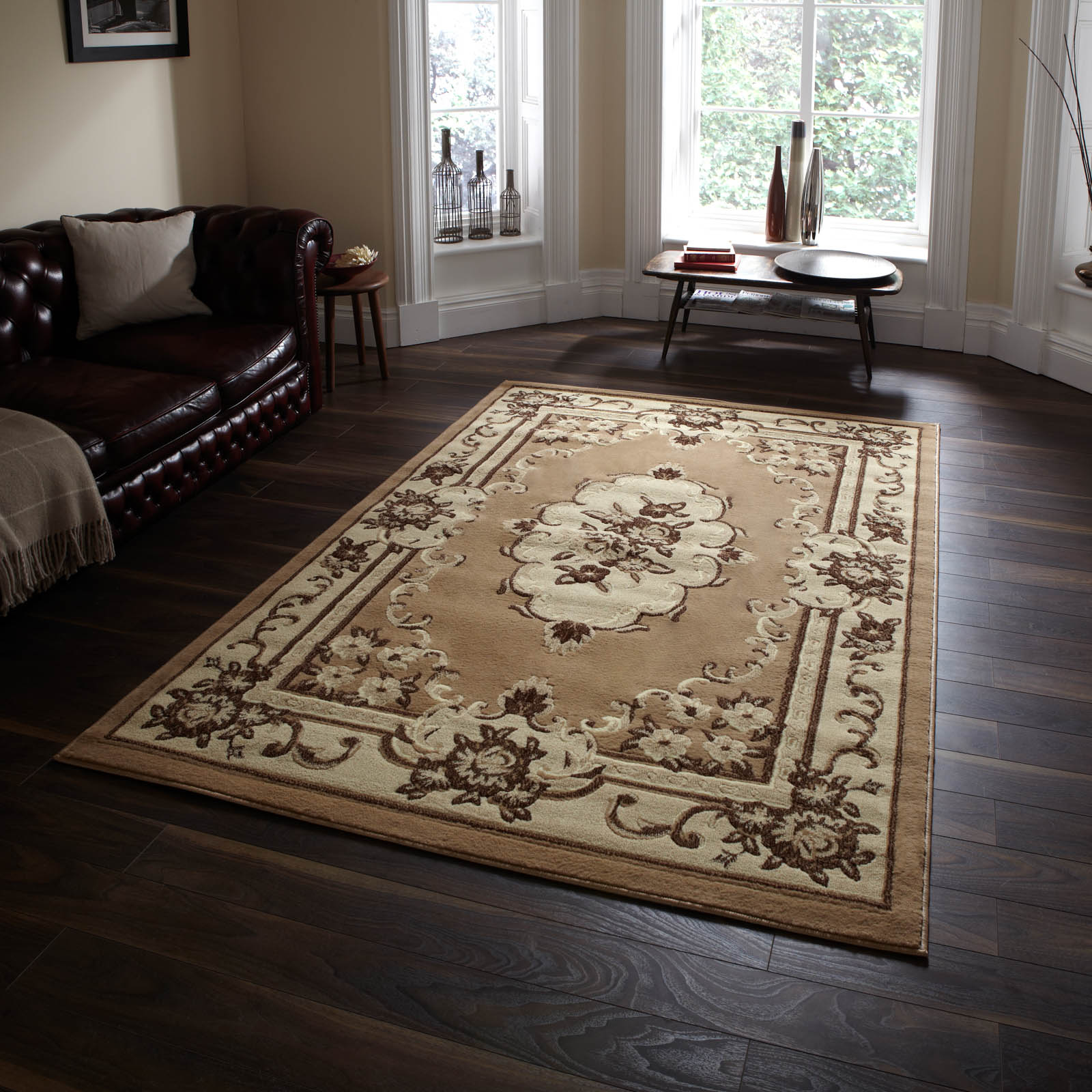 Marrakesh Rugs in Beige