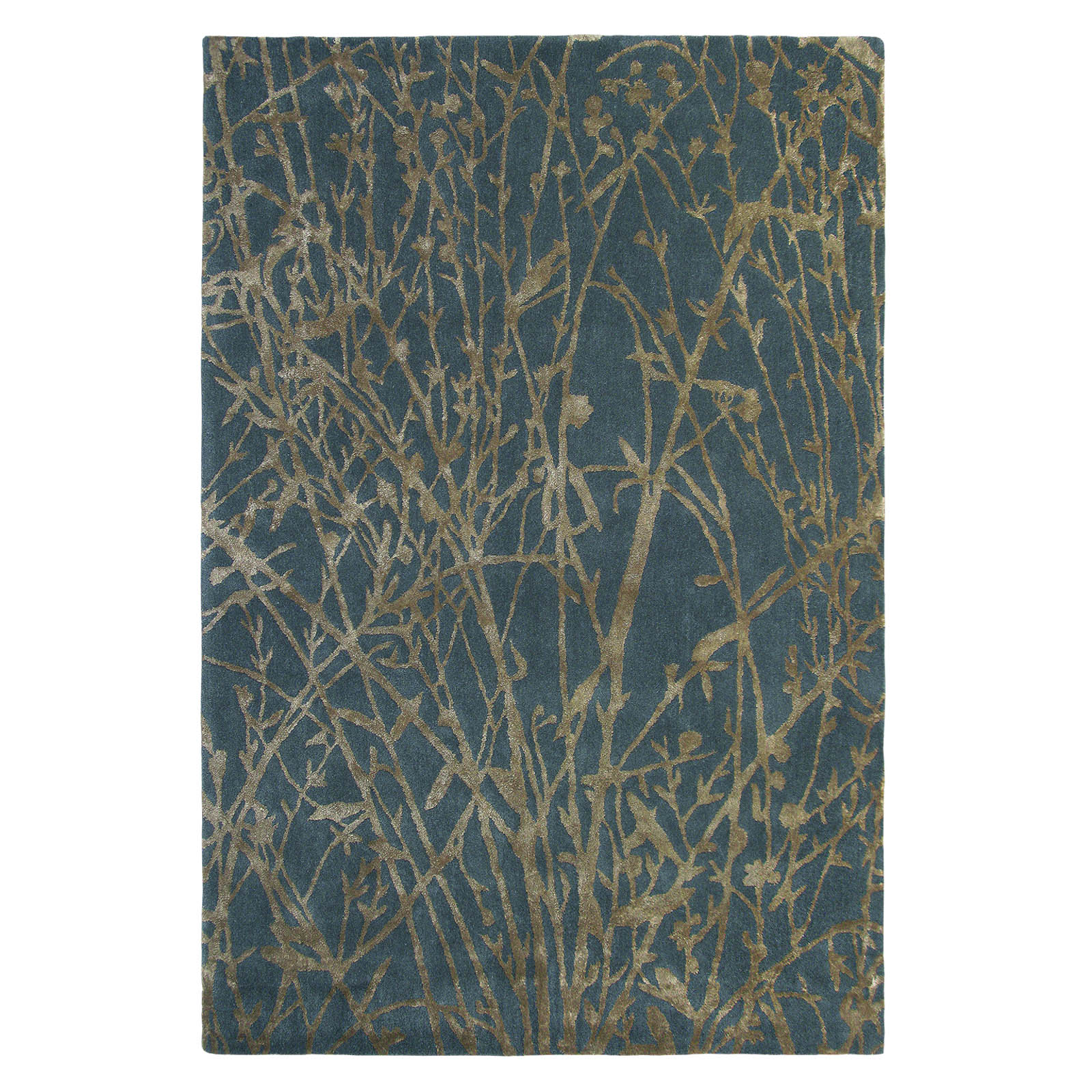 Meadow Burnish Rugs 46805 by Sanderson