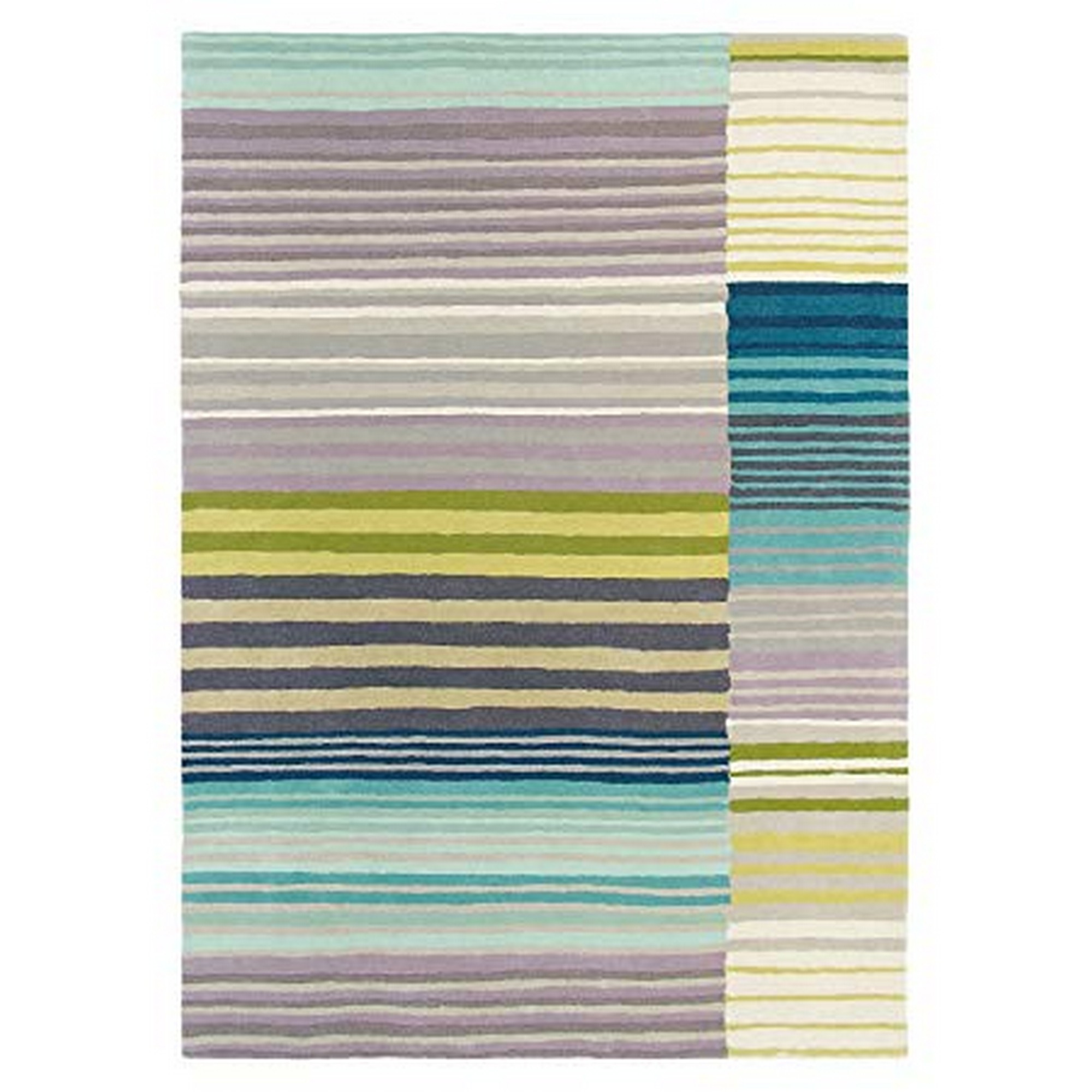 Scion Medini Rugs 25908 in Lagoon