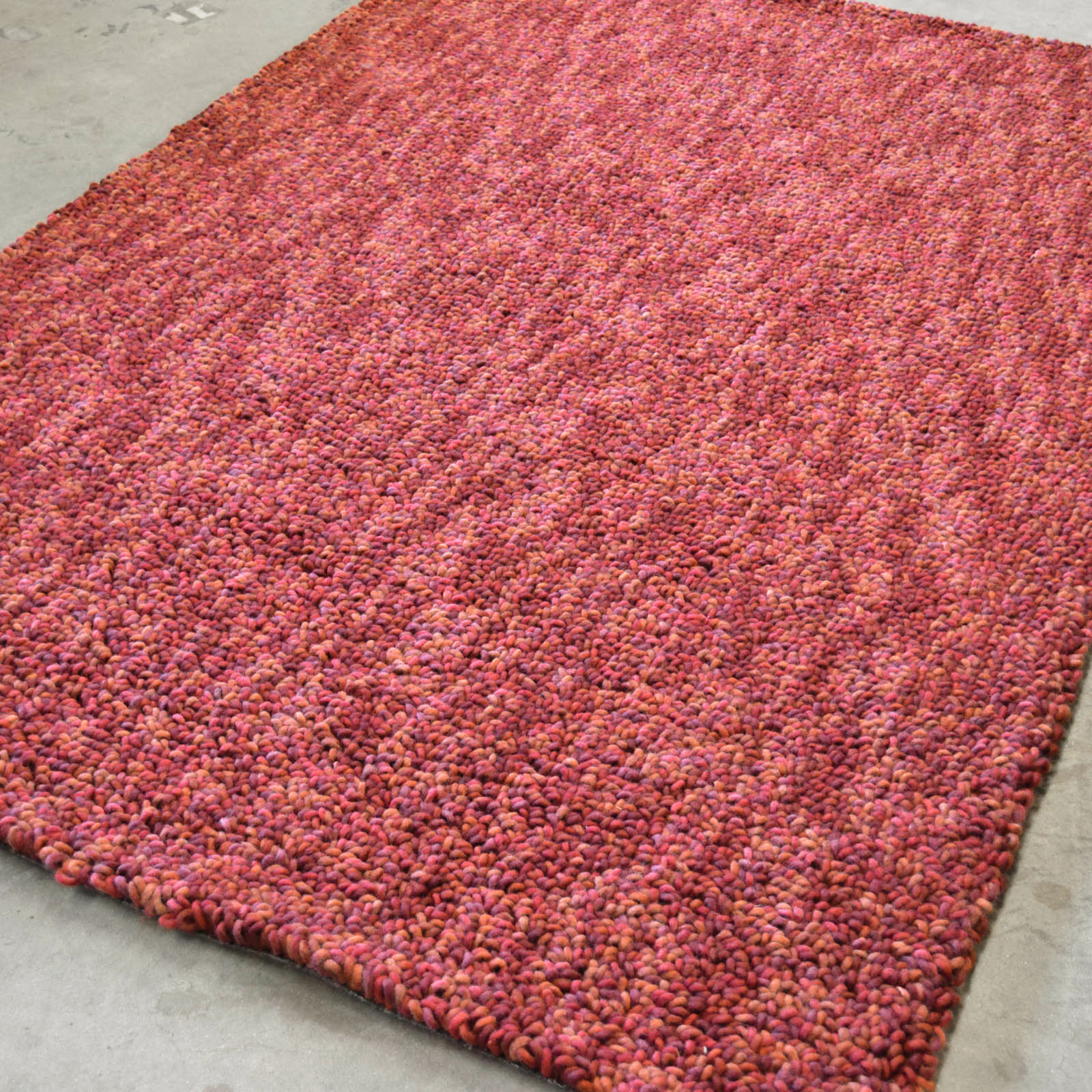 Metal Rugs 18900 Red by Brink and Campman