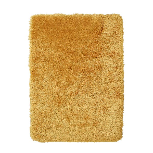 Yellow Shaggy Rug Uk: Montana Shaggy Rugs In Yellow Buy Online From The Rug