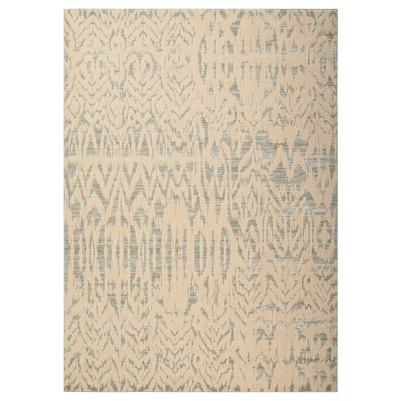 Nourison Nepal Rugs NEP10 In Ivory Grey Buy Online From