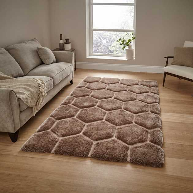 Noble House Rugs NH30782 in Beige