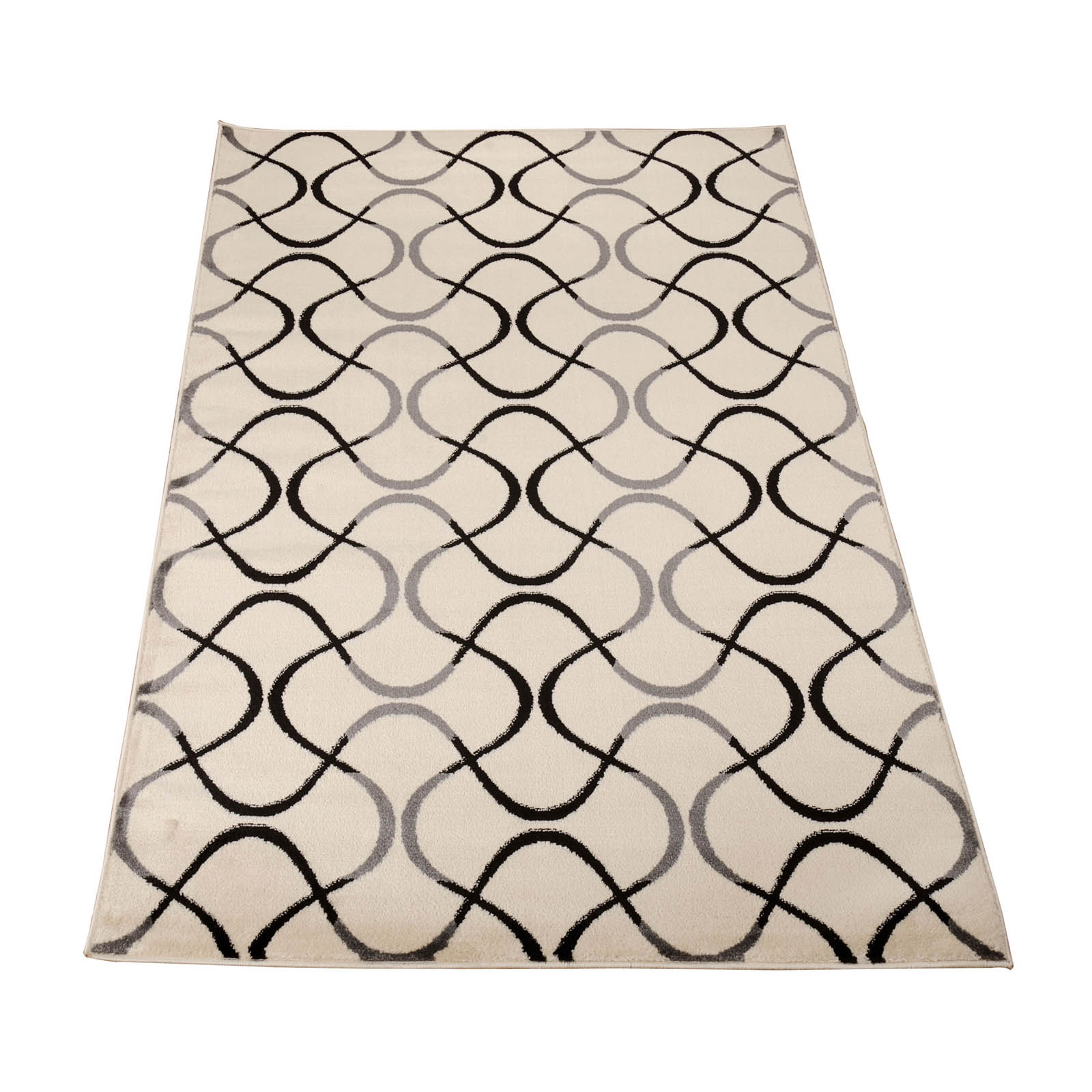 Nova Rugs NO103 in Cream