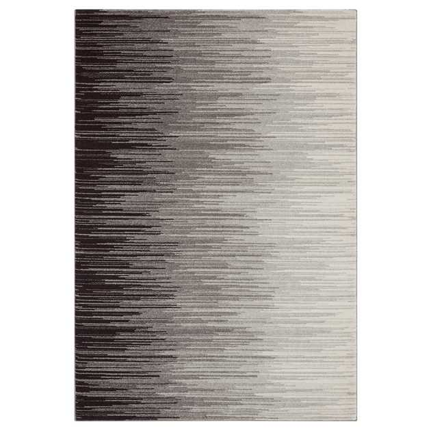 Nova Rugs NV13 in Ombre Grey