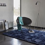 New Glamour Rugs 3303 13 - Blue