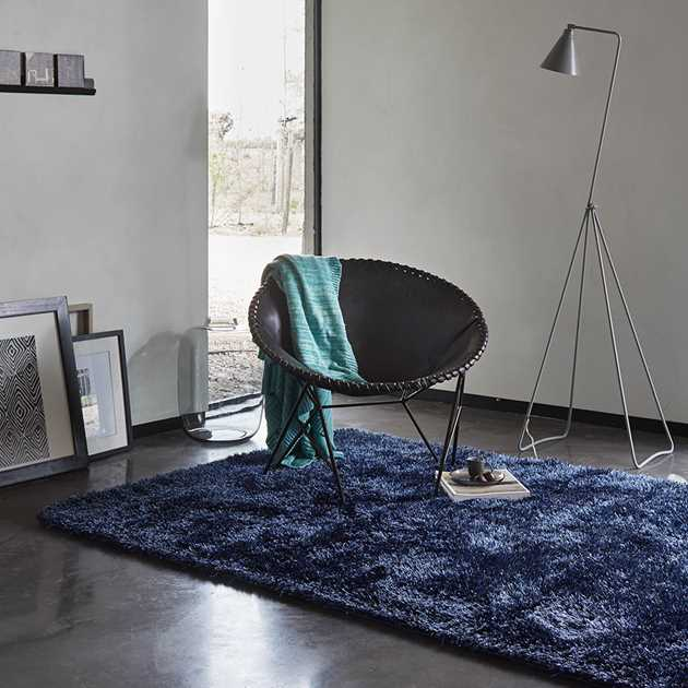Esprit New Glamour Rugs 3303 13 Blue