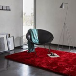 New Glamour Rugs 3303 15 - Red