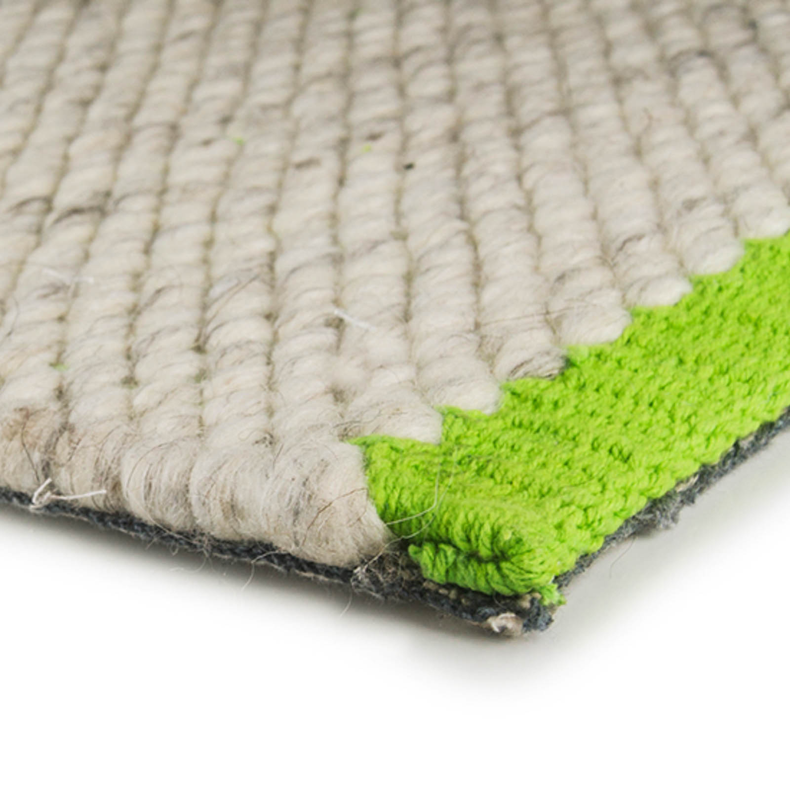Newton Rugs 15221 in Green