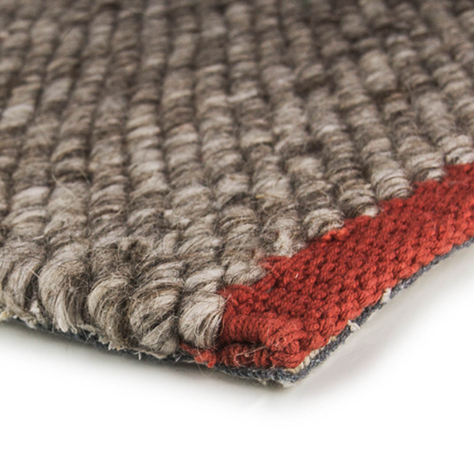 Newton Rugs 15223 in Terracotta