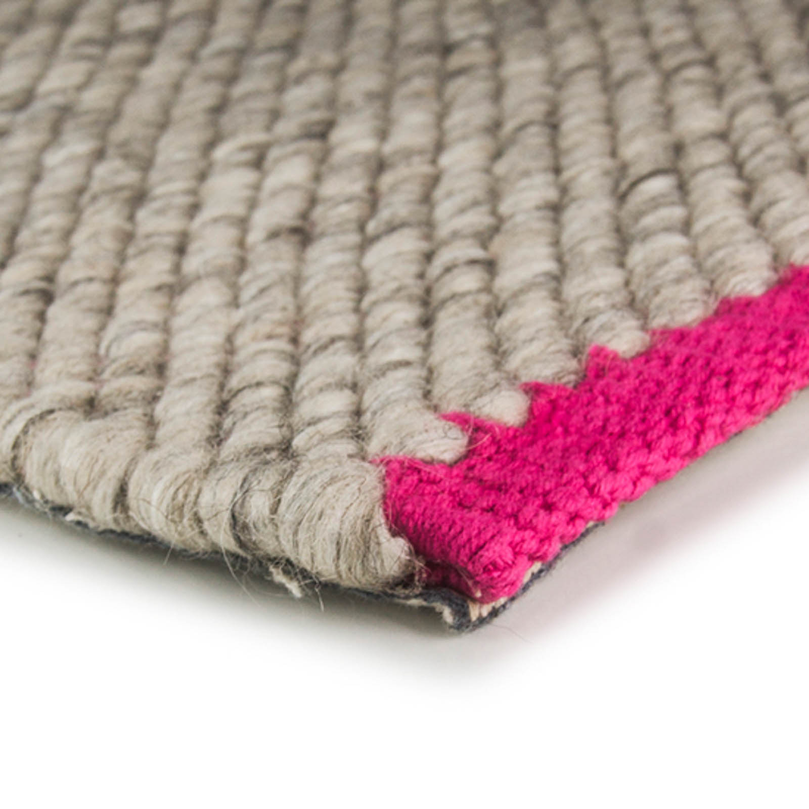 Newton Rugs 15224 in Pink