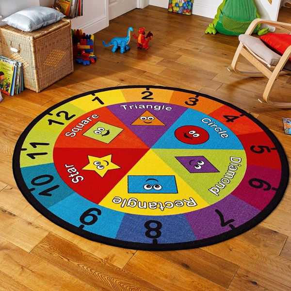 Nursery Colour Wheel - Multi