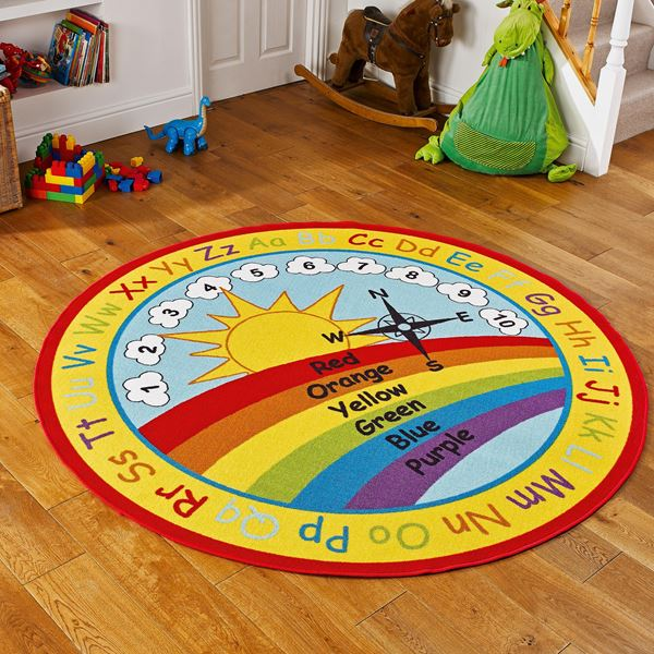 Nursery Rainbow - Multi
