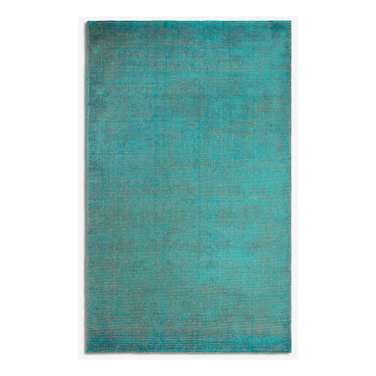 Plantation Oceans Rugs OCE04 in Turquoise
