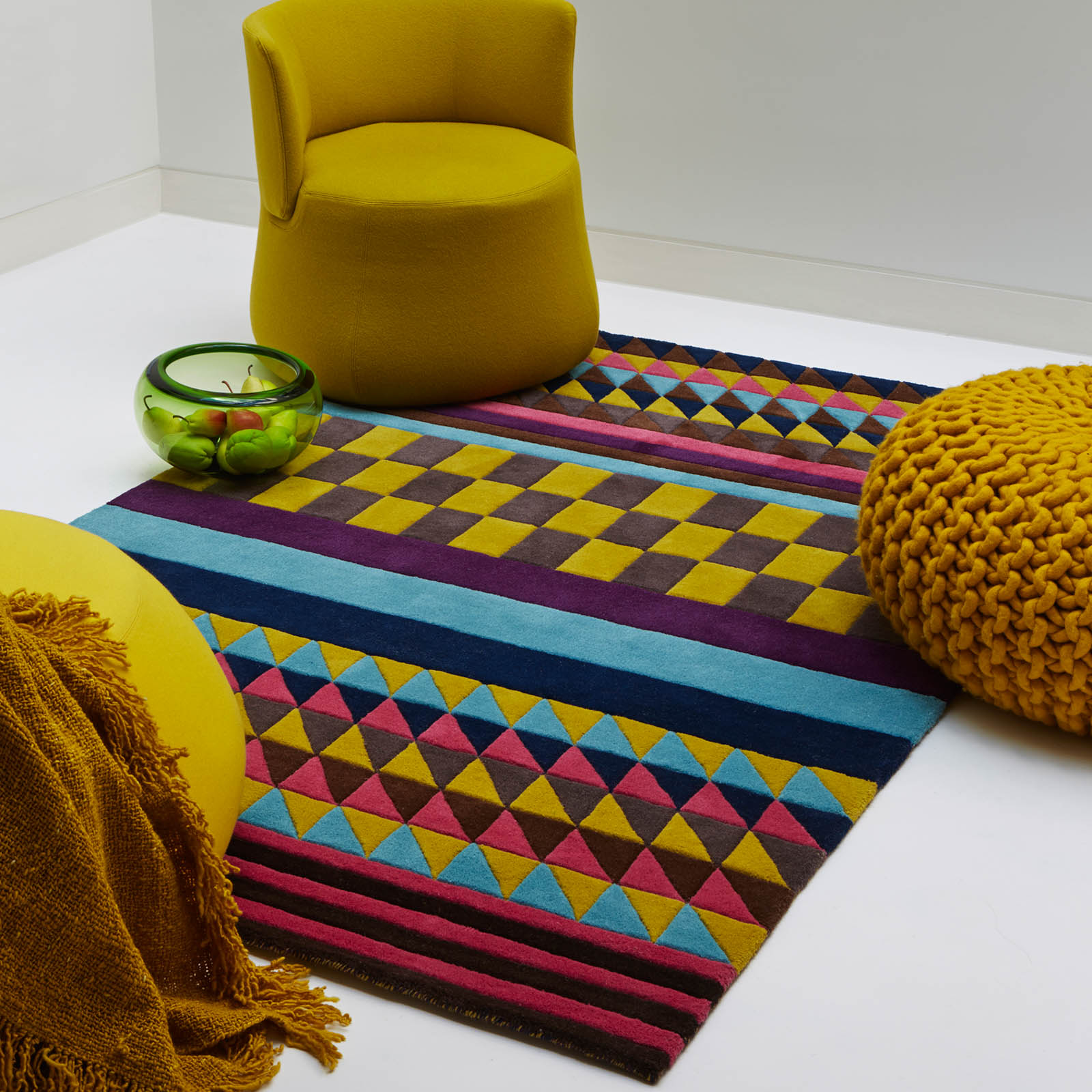 Origins Rugs ORI01 in Multi