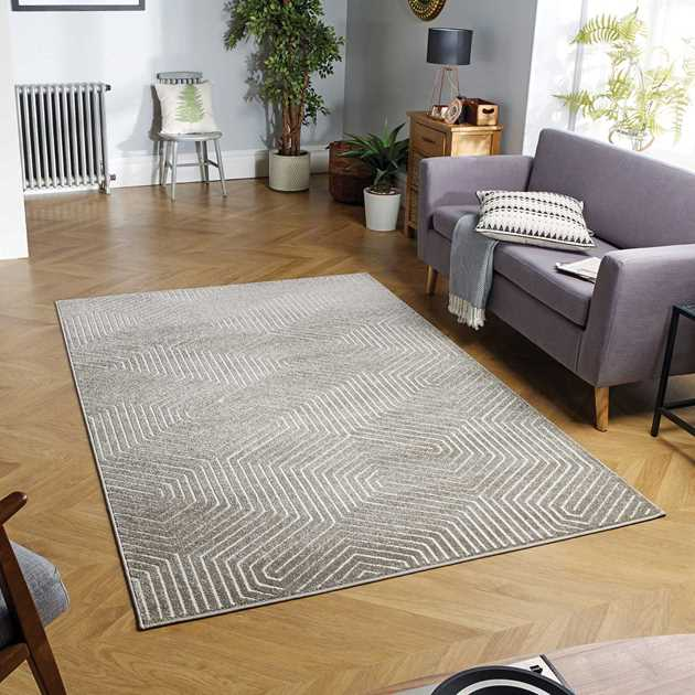 Cavallo Rugs 186 J in Grey