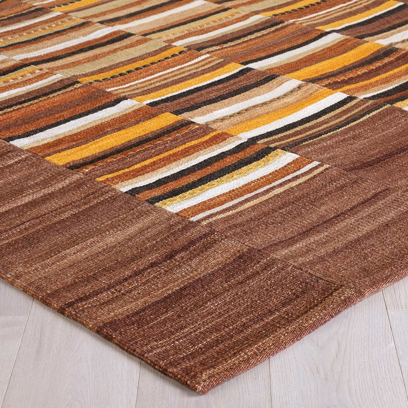795218a9a2c Navajo Rugs in Multicoloured Stripes buy online from the rug seller uk