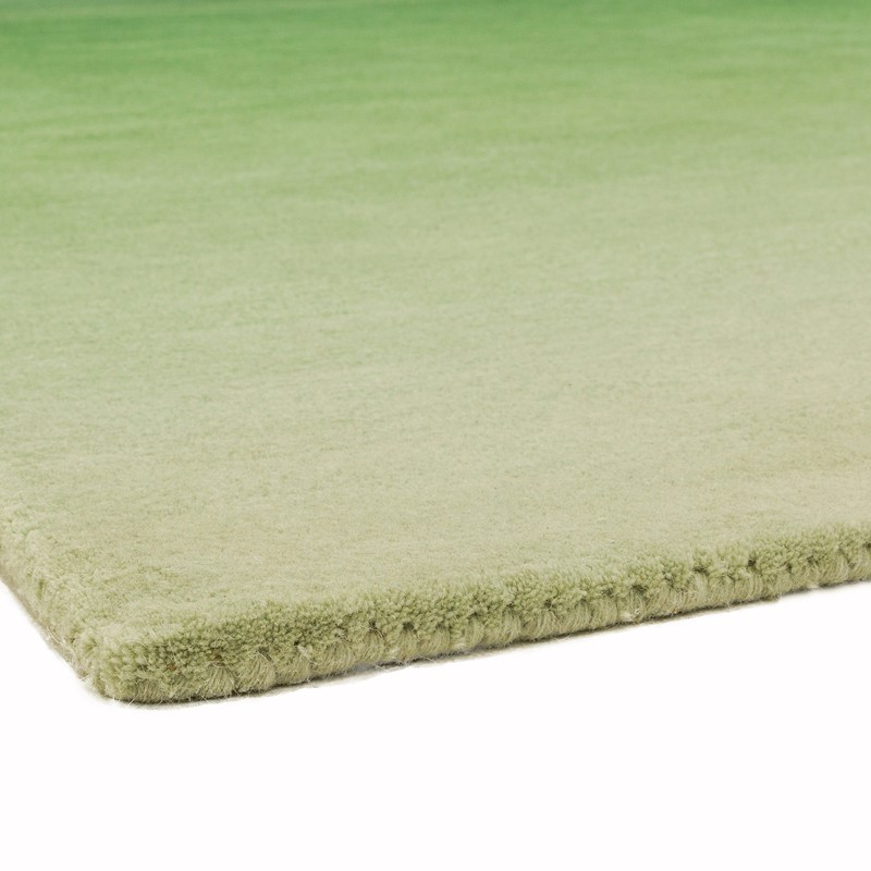 Ombre Wool Rugs In Green Buy Online From The Rug Seller Uk
