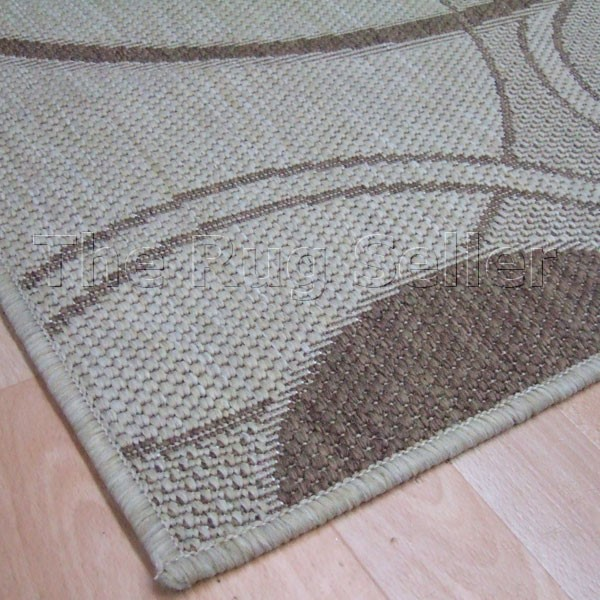 Orbit Flatweave Anti Slip Rugs In Natural Buy Online From