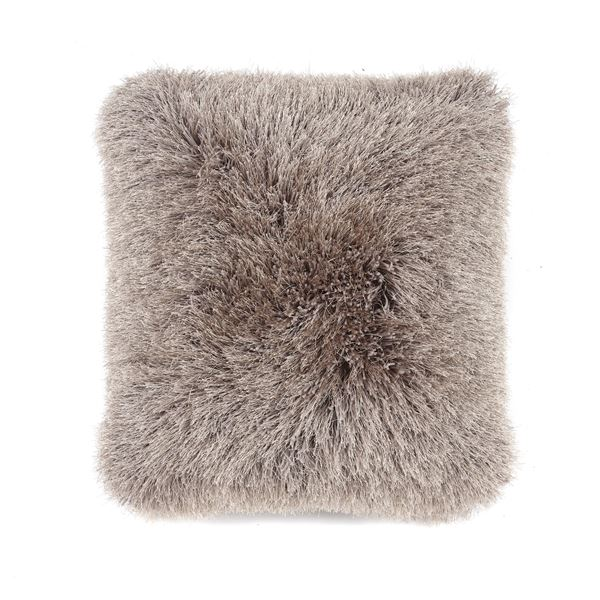 Extravagance Cushion - Mink