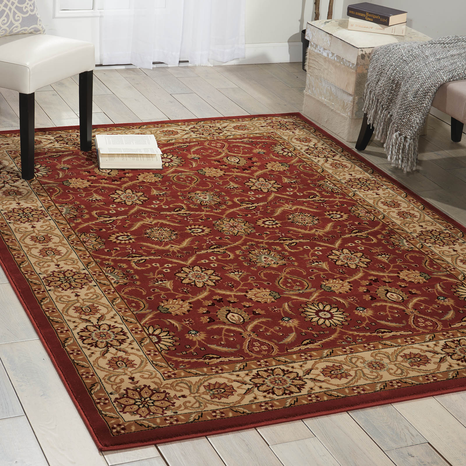 Persian Crown Rugs PC001 Brick